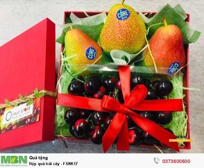 Đặt Hộp quà trái cây - FSNK171