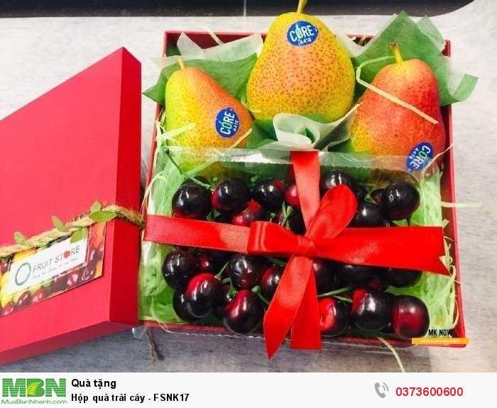 Bán Hộp quà trái cây - FSNK173