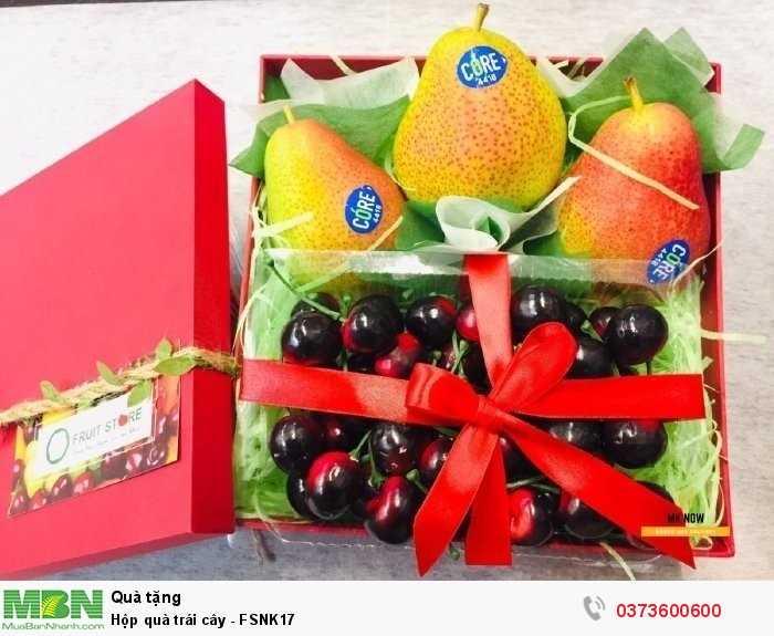 Mua Hộp quà trái cây - FSNK172