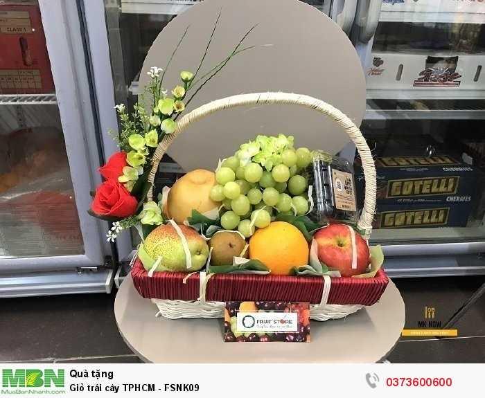 Giỏ trái cây quà tặng0