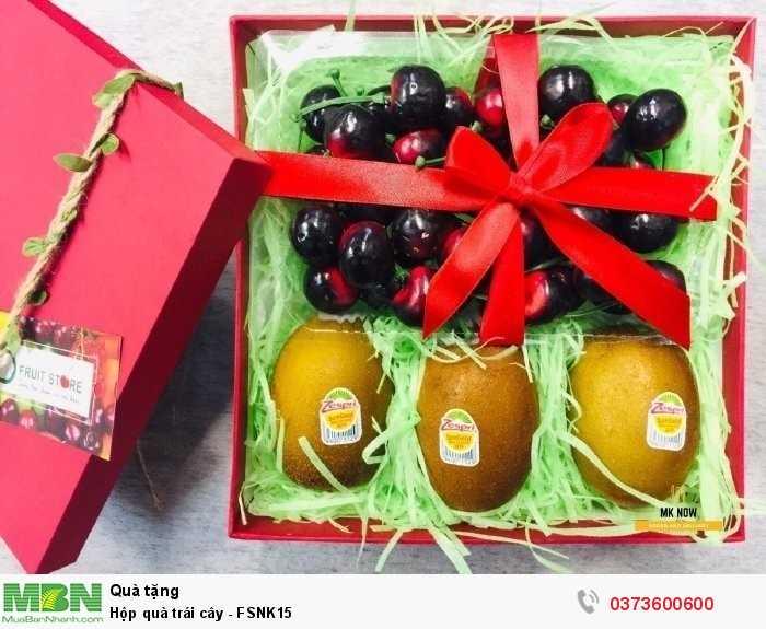Hộp trái cây quà sinh nhật ý nghĩa tặng mẹ, vợ, bạn gái, đồng nghiệp nữ2