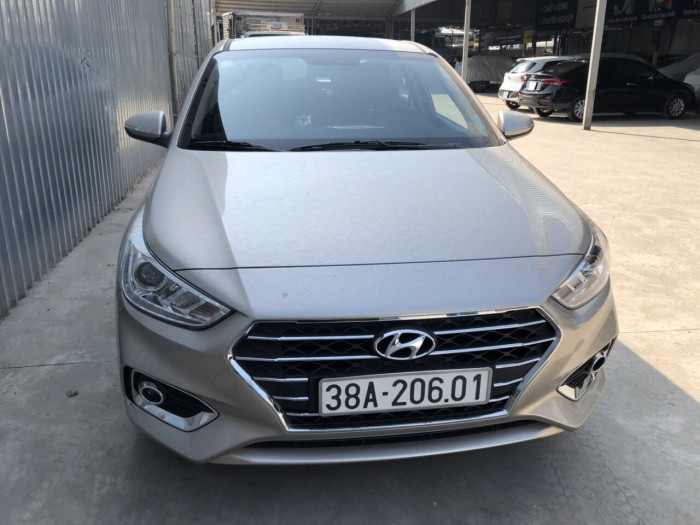 Cần bán xe Hyundai Accent 2018 , bản gia đình , giá TL , có hỗ trợ trả góp 6