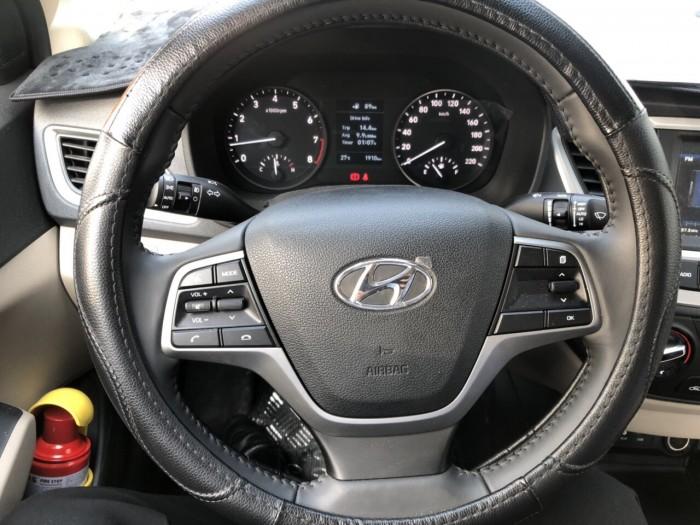 Cần bán xe Hyundai Accent 2018 , bản gia đình , giá TL , có hỗ trợ trả góp 2