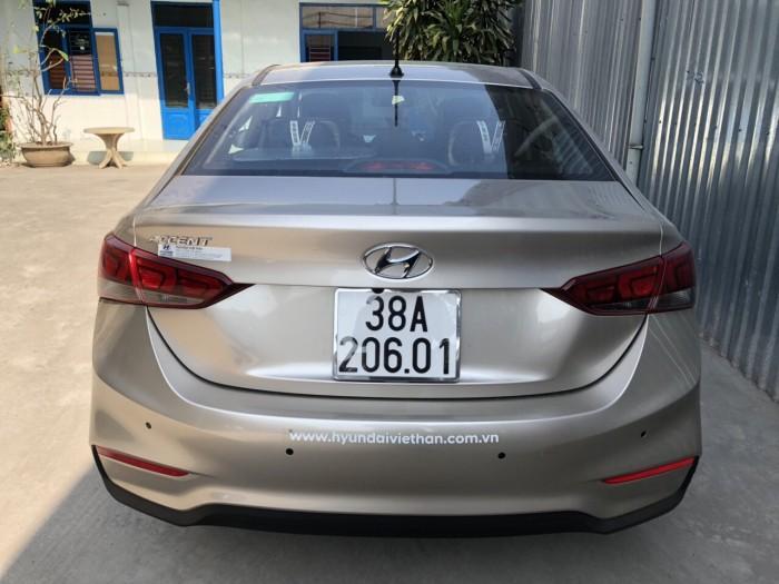 Cần bán xe Hyundai Accent 2018 , bản gia đình , giá TL , có hỗ trợ trả góp 5