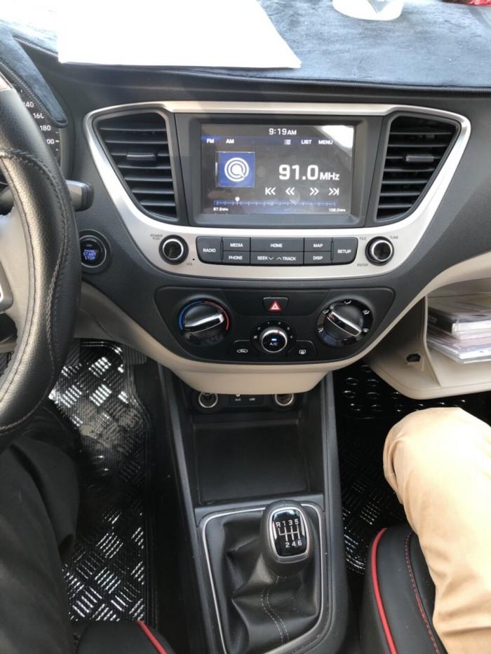 Cần bán xe Hyundai Accent 2018 , bản gia đình , giá TL , có hỗ trợ trả góp