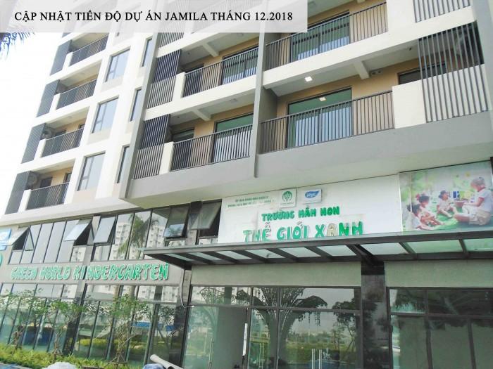 Bán Căn Hộ Jamila Khang Điền Nhận Nhà Đón Tết 2019