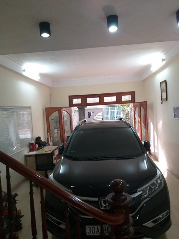 Bán nhà đẹp Thịnh Hào 1, lô góc, ô tô tránh, kd vp, 34m2*5t.