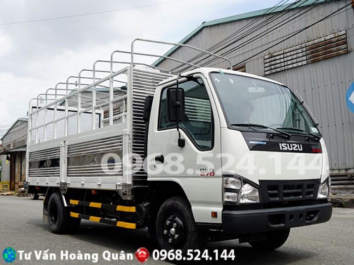 Bán xe tải trả góp isuzu QKR270 1T9  xe tải isuzu 1 tấn 9   qkr270 thùng bạt , cam kết giá ưu đãi nhất