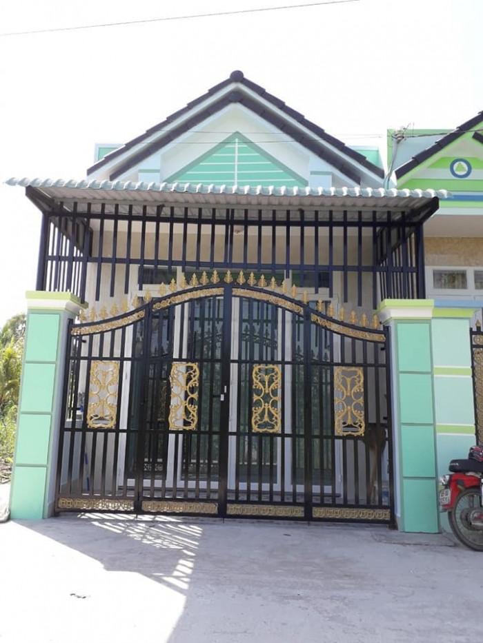 Bán nhà trệt đường số 1.KDC 923 p .An Bình q. Ninh Kiều.