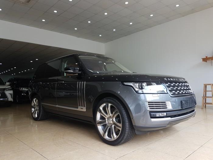 Bán Range Rover SV Autobiography sản xuất 2016 đăg ký cá nhân chính chủ
