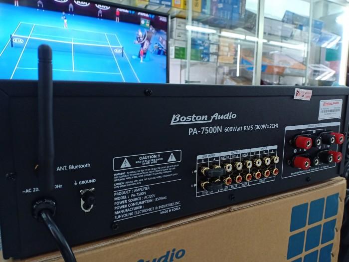 Amply Bluetooth Boston Audio PA-7500N giảm giá còn 8 200K tại Điện Máy Hải Thủ Đức3