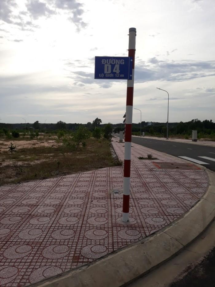 Bán đất mặt tiền đường Phùng Hưng Ngã 3  Thái Lan xã Long Đức, Long Thành, Đồng Nai