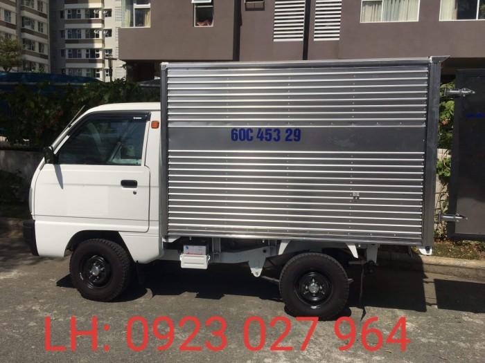 Suzuki Carry Truck Miễn Phí Đăng Kí Đăng Kiểm 5
