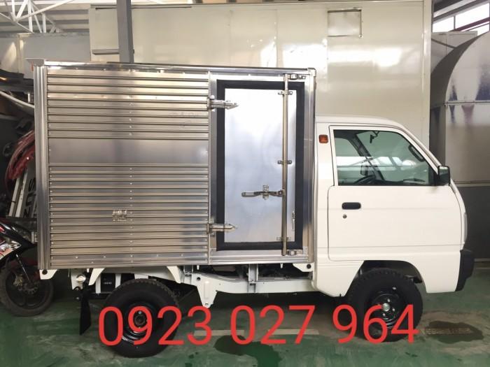 Suzuki Carry Truck Miễn Phí Đăng Kí Đăng Kiểm 6