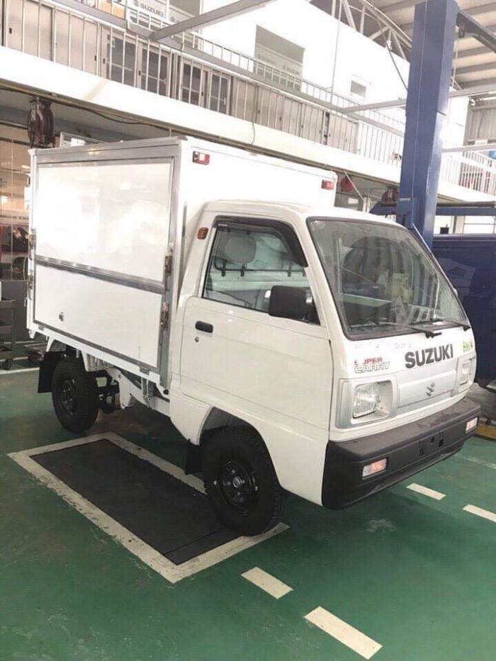 Suzuki Carry Truck Miễn Phí Đăng Kí Đăng Kiểm 4