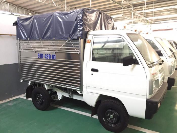 Suzuki Carry Truck Miễn Phí Đăng Kí Đăng Kiểm 3