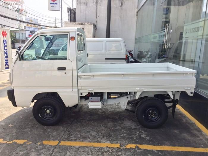 Suzuki Carry Truck Miễn Phí Đăng Kí Đăng Kiểm 2