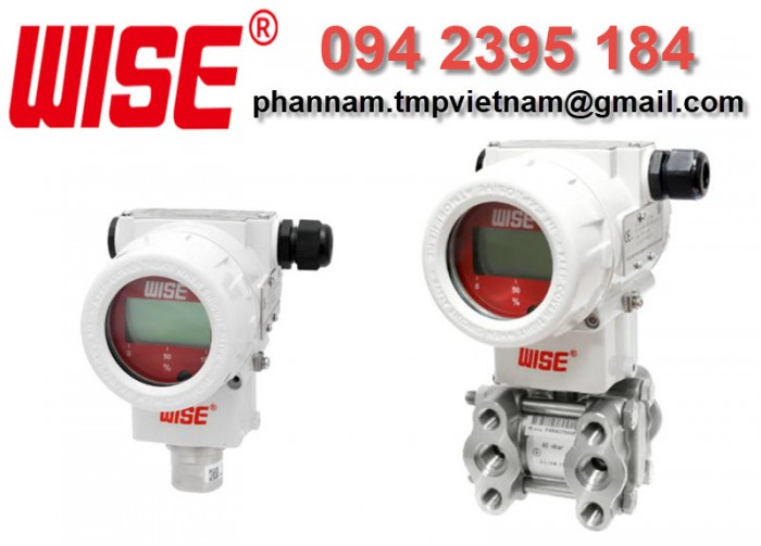 Đồng hồ đo áp suất Wise VietNam1
