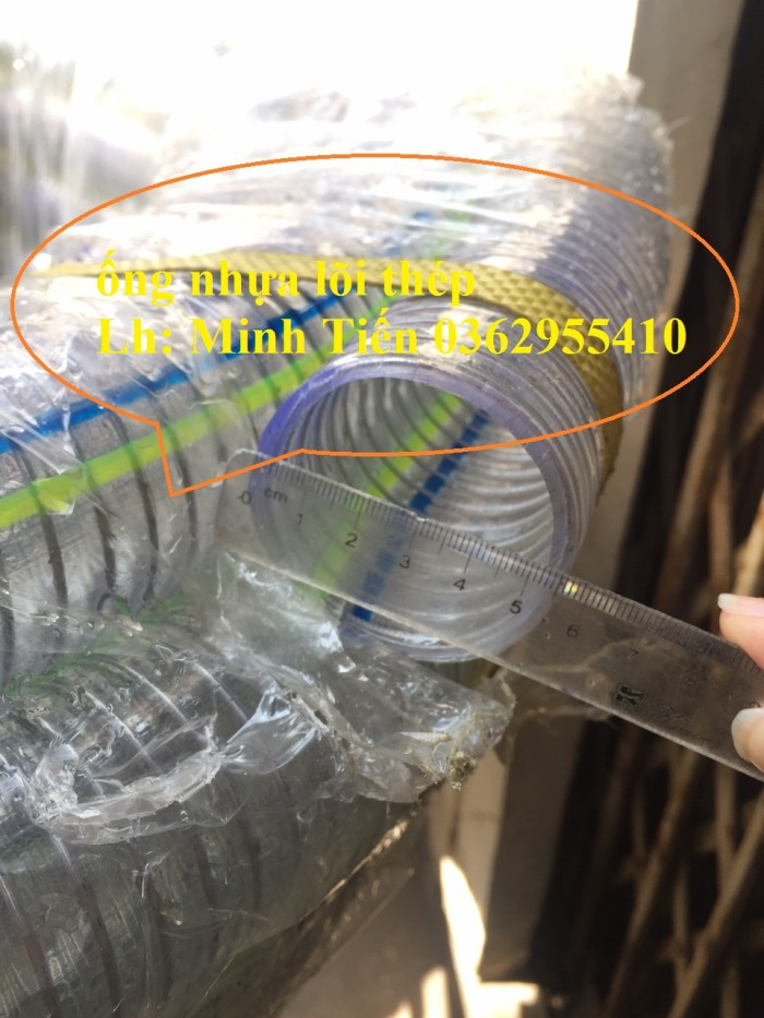 ống nhựa lõi thép Hàn Quốc