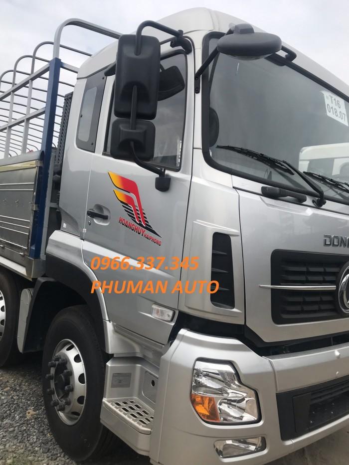 xe tải Dongfeng 4 chân Hoàng Huy! thanh lý giá rẻ