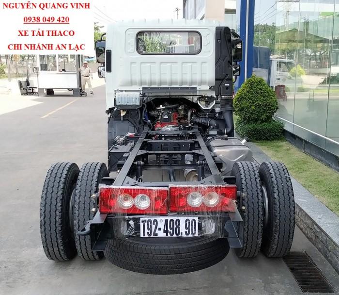 Thaco Foton M4.350 Euro 4 - Xe Tải Máy Cummins Mỹ - Tải 1,9 & 3,49 Tấn - Hổ Trợ Trả Góp 5