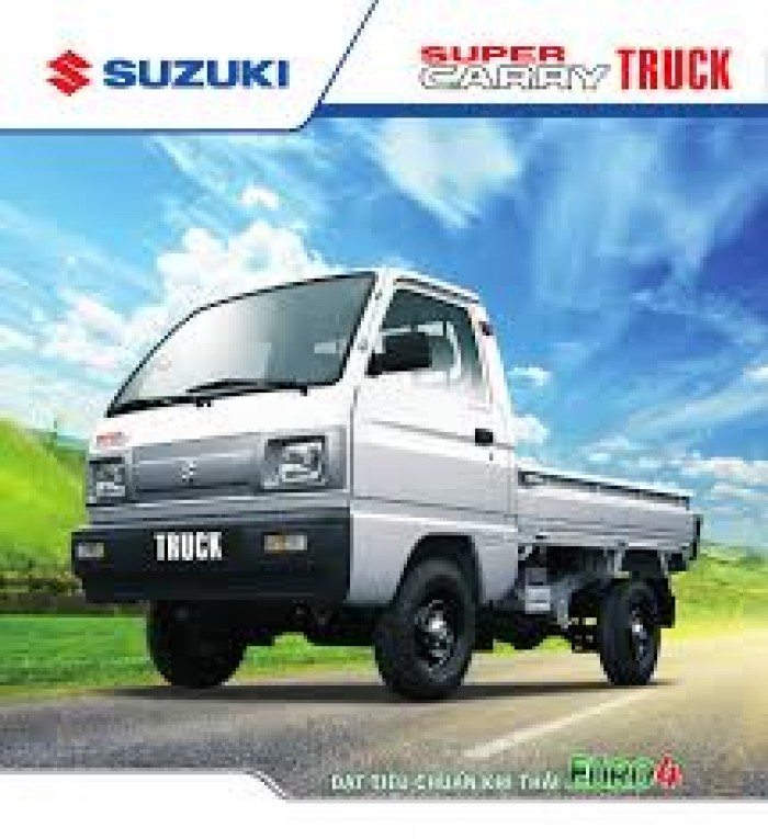 Suzuki Carry Truck Siêu Bền – Siêu Tiết Kiệm – Siêu Tải