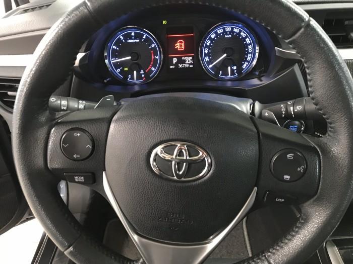 Bán Toyota Altis 2.0V Sportivo màu xám xanh số tự động sản xuất 2014 biển Sài Gòn đi 36000km