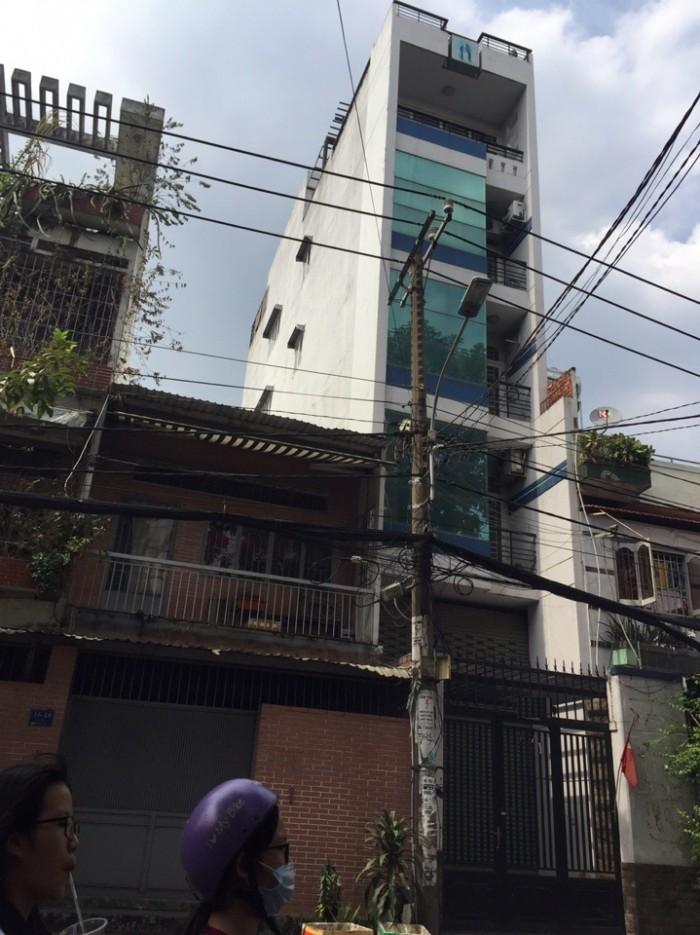 Mặt tiền Tân Qúy (đầu đường), dt 4x18m, 5 lầu, p Tân Qúy