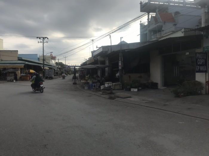 Gia đình tôi lô đất ngay xã Phước Lại huyện Cần Guộc_Long An