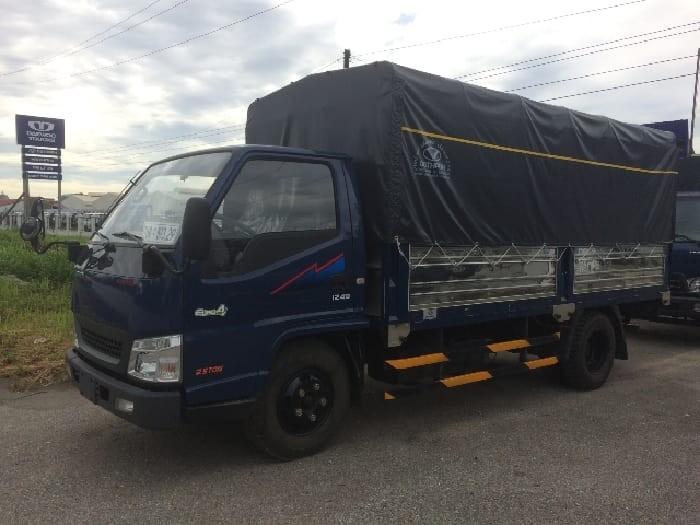 Xe tải Đô Thành IZ49 Euro4 tải 2.5 tấn 1