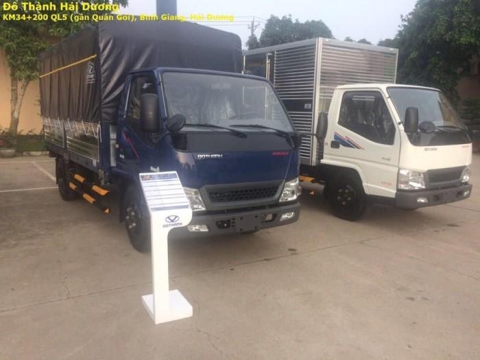 Xe tải Đô Thành IZ49 Euro4 tải 2.5 tấn 0