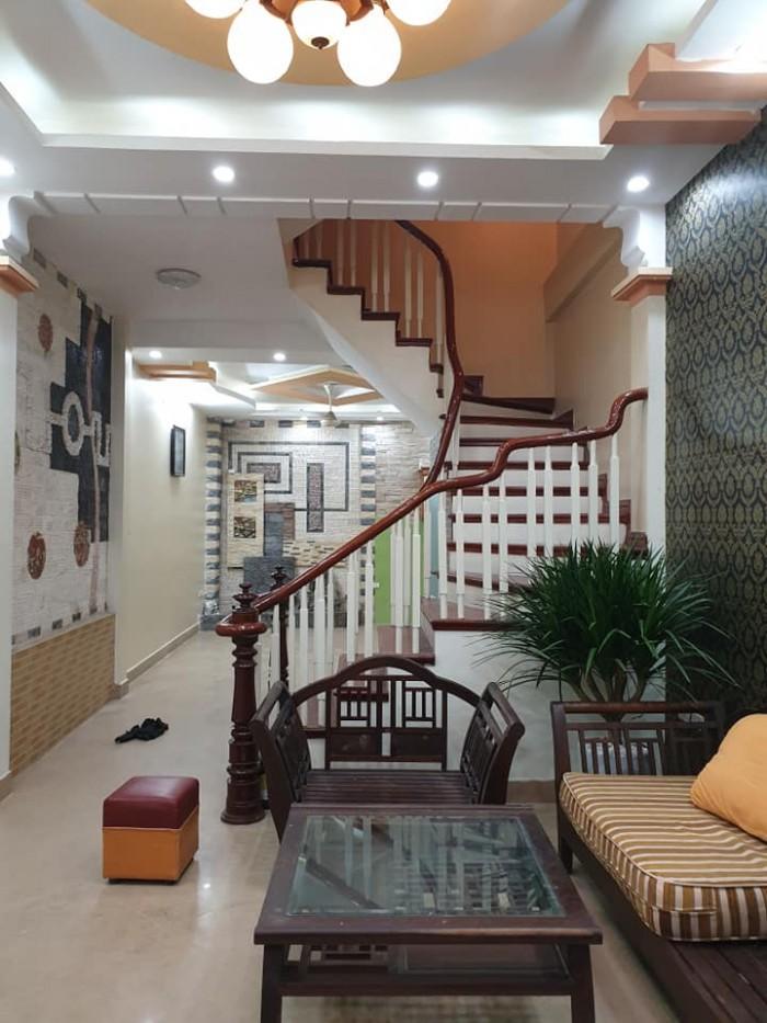 Bán nhà chính chủ cực đẹp ô tô đõ cửa Lê Văn Lương, DT 40m2 x 5 tầng