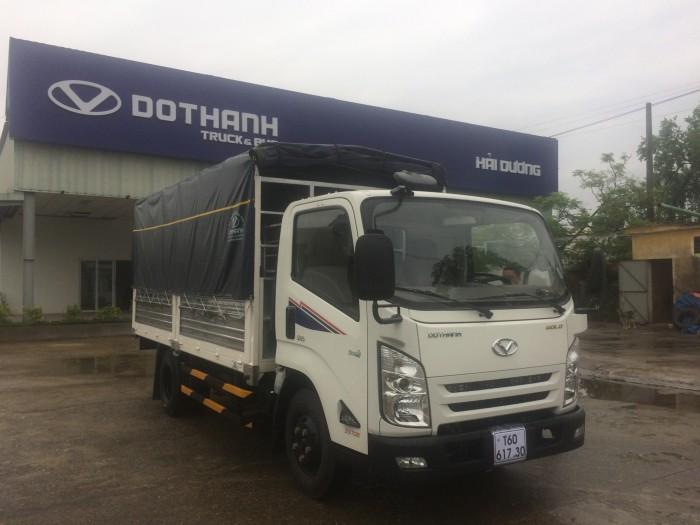 Xe tải Đô Thành iz65 gold tải 3,5 tấn