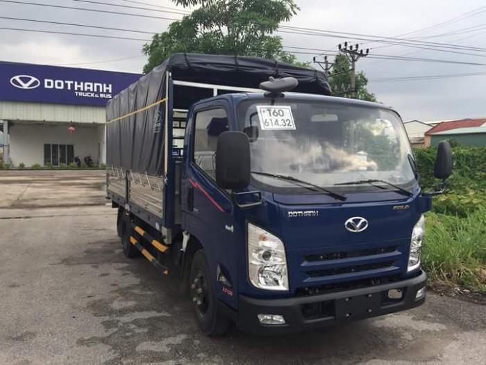 Xe tải Đô Thành iz65 gold tải 3,5 tấn 0