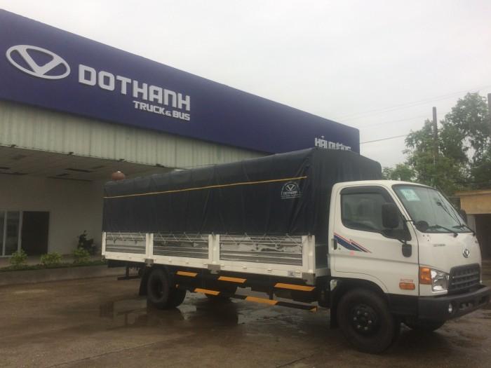 Xe tải Đô Thành 120sl thùng 6m3 1