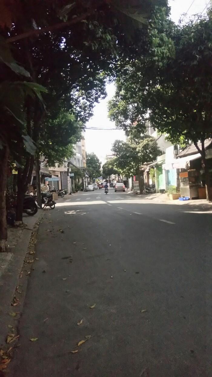 Bán nhà 1 trệt 1 lầu mặt tiền Nguyễn Trọng Tuyển 3.3x17m
