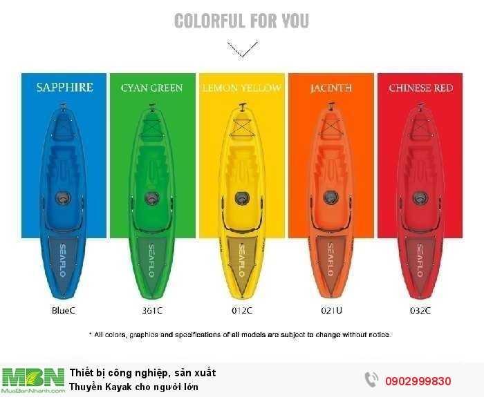 Thuyền Kayak cho người lớn1