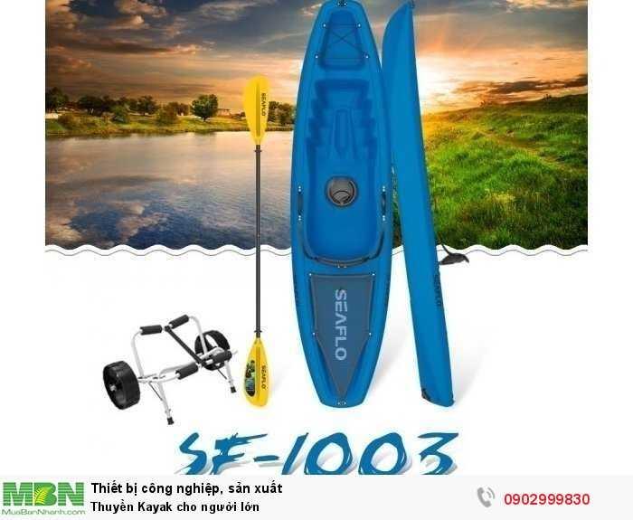 Thuyền Kayak cho người lớn2
