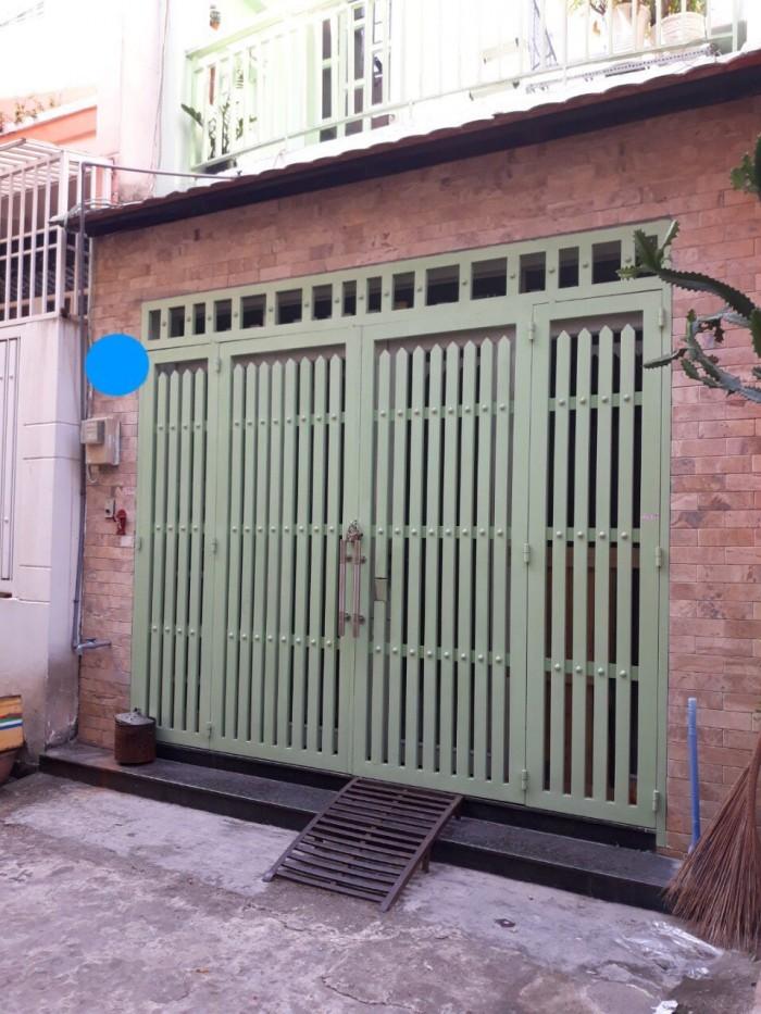 Bán nhà hẻm 5m Lê Đình Thám, dt 4x12.6 Nh, thương lượng