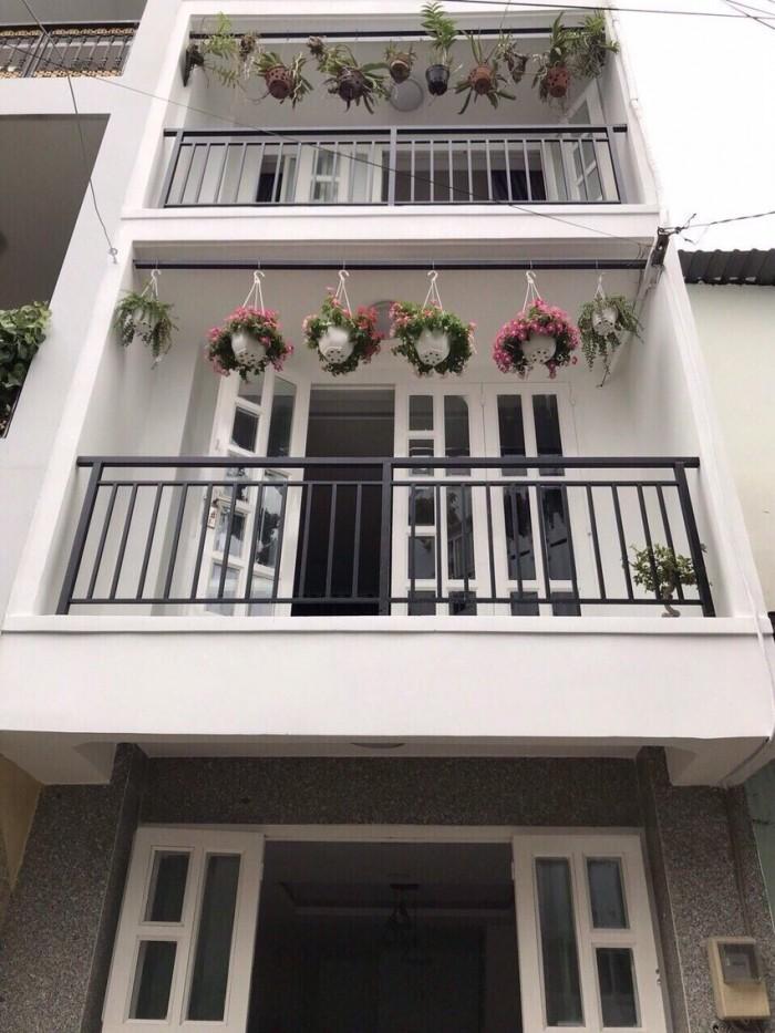 Bán nhà MTKD Trương Vĩnh Ký 4x18 đúc 2 lầu bán (còn duy nhất 1 căn)