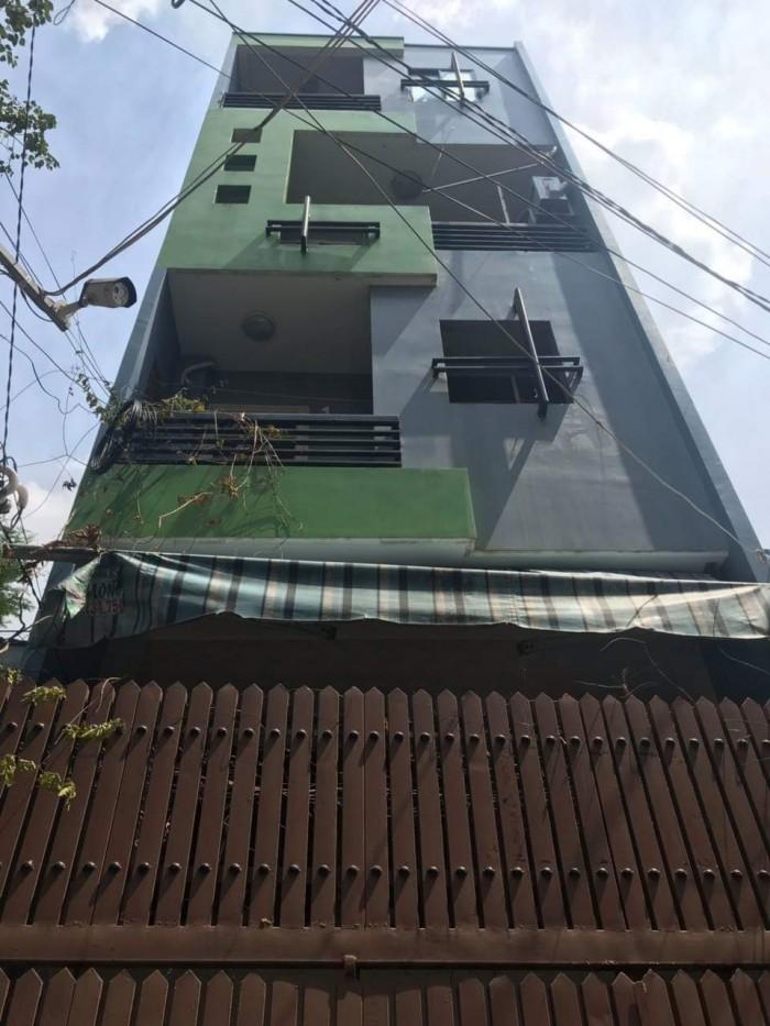 Nhà Nguyễn Kiệm 42 10.5 4 5 5.5 tỷ Phường 3 Gò Vấp