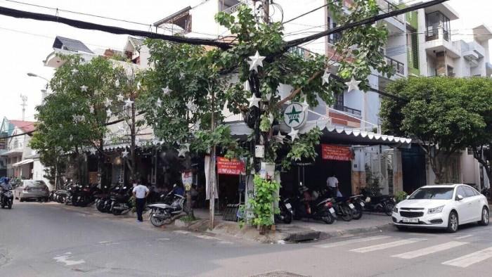 Bán nhà góc 2 MT đường Nguyễn Cửu Đàm 4.7x18 đang kd viva café