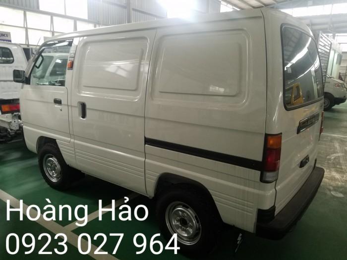 Xe Blind Van