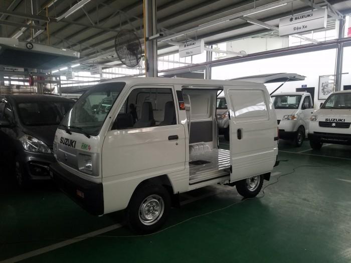 Suzuki Blind Van Lưu Thông Giờ Cấm 2