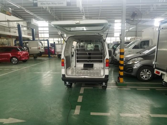 Suzuki Blind Van Lưu Thông Giờ Cấm 3