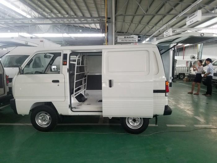 Suzuki Blind Van Lưu Thông Giờ Cấm
