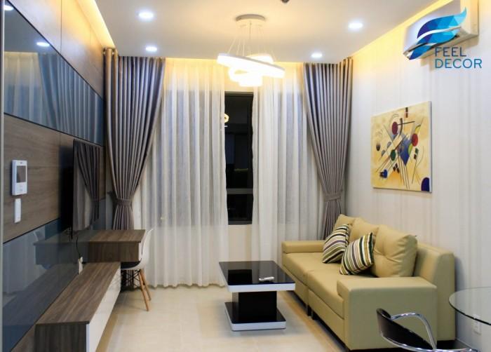 Cho thuê căn hộ MHDI 60 Hoàng Quốc Việt full đồ cơ bản 3 phòng ngủ 117m2