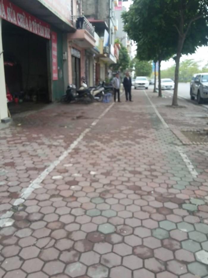 .Bán đất TĐC phố Trạm, Long Biên DT 50m2.