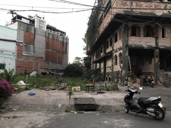 Vị trí đắt địa nhất quận Gò Vấp, khu dân cư hiện hữu, đông đúc, an ninh cao
