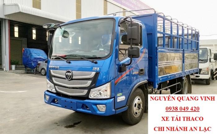 Xe tải Thaco Auman M4.350 - Tải Trung Cao Cấp Của Thaco Trường Hải - Tải Trọng 1,9 & 3,49 Tấn - Hổ Trợ Trả Góp 6